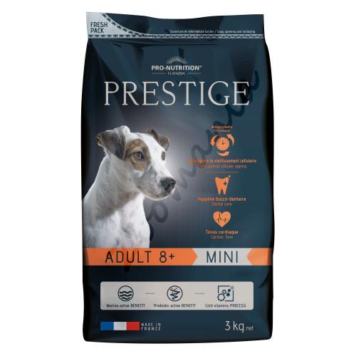 Flatazor Prestige Dog Adult 8+ Mini - 3 кг