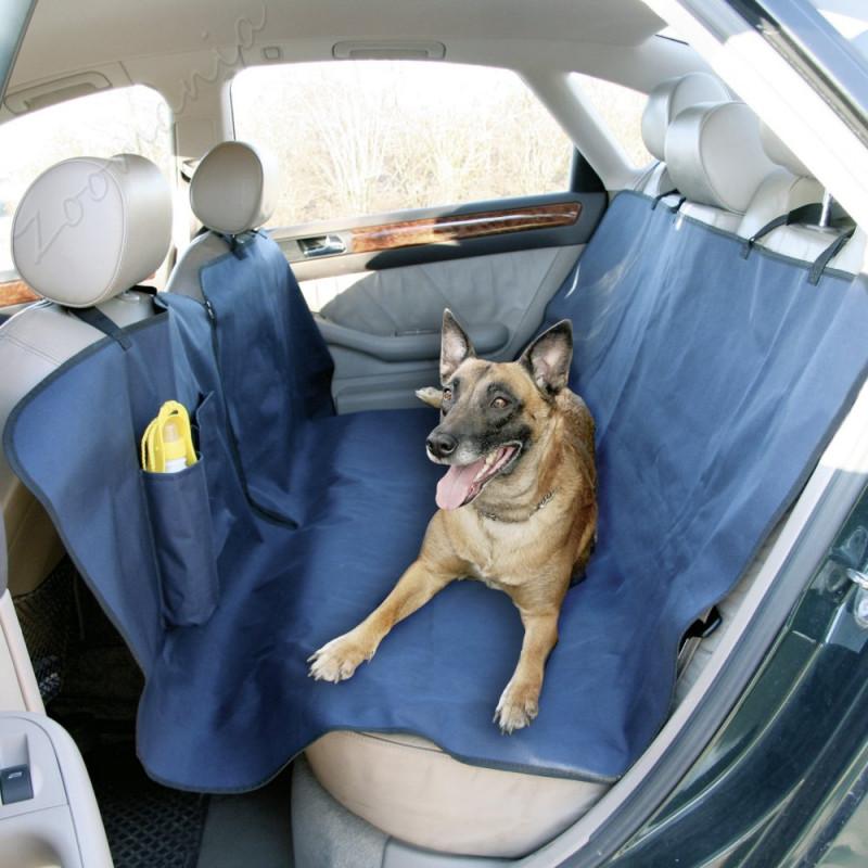 Кучешка постелка за автомобил