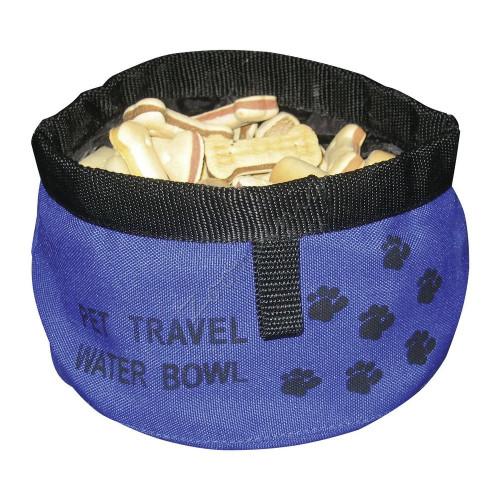 Сгъваема купичка за коте или куче на път