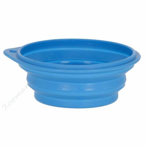 Сгъваема котешка купичка за вода - 250 мл