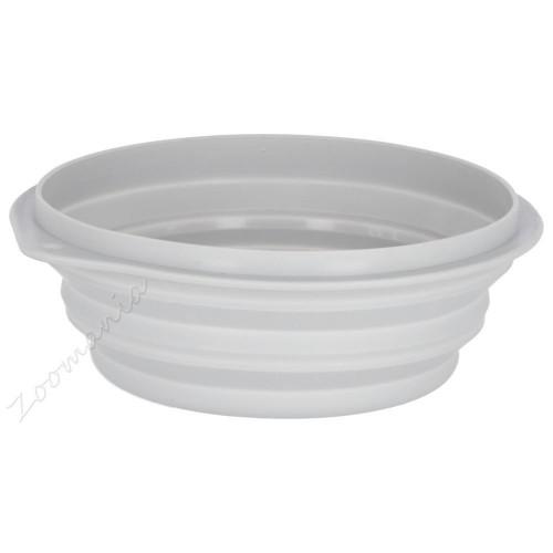 Сгъваема силиконова купа - 2 л