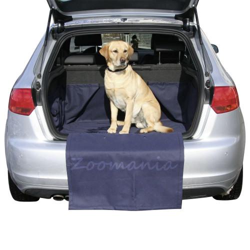 Постелка за багажник на автомобил с текстилна тапицерия