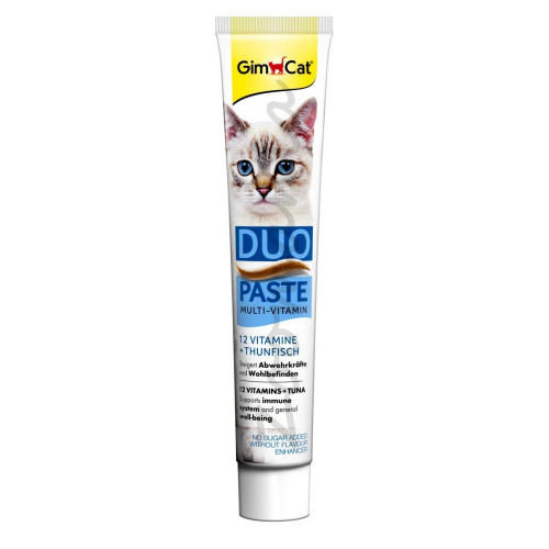 GimCat Duo Multi-Vitamin + Tuna - 50 гр