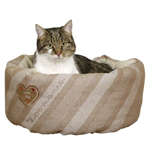 Котешко легло Love You