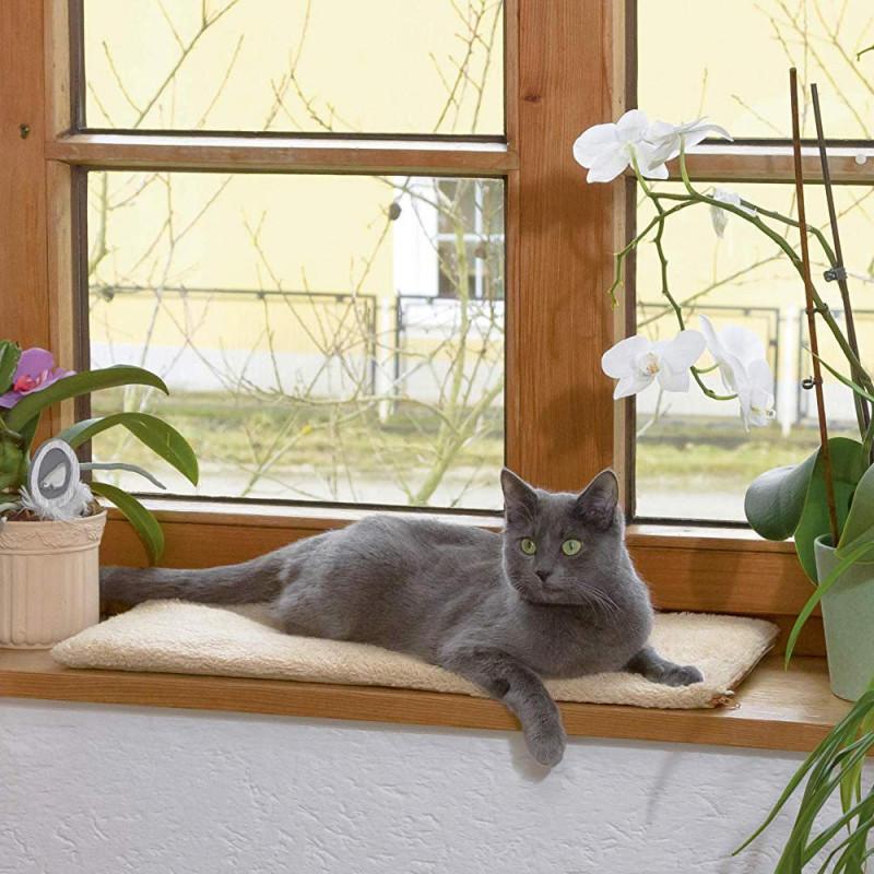 Постелка за коте с термоподложка