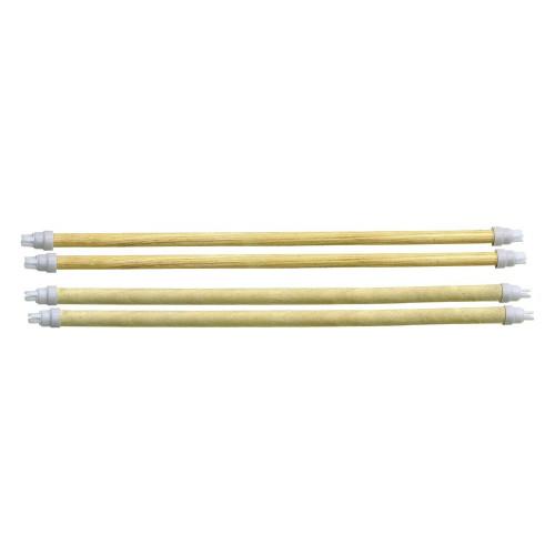 Дървени кацалки за клетка - 45 см
