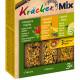 Вкусни лакомства за вълнисто папагалче Vitakraft Крекер Микс - Сусам и банан, Билки и пиперки, Киви и цитруси