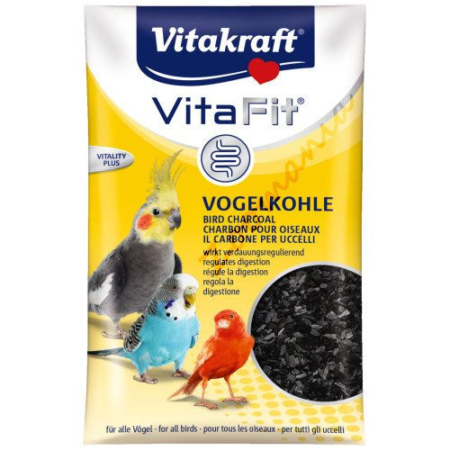 Vitakraft въглен за птици - 10гр