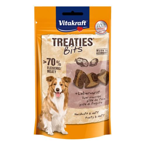 Treaties® Bits Leberwurst - 120гр