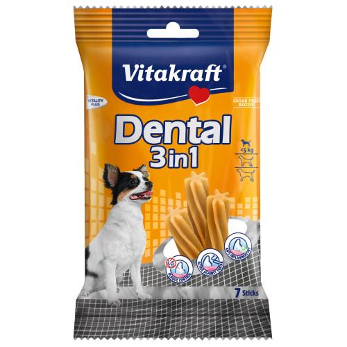 Vitakraft Dental 3in1 XS - 7бр.