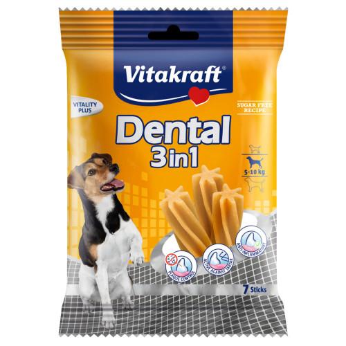 Vitakraft Dental 3in1 S - 7бр.