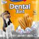 Кучешко лакомство за устна хигиена Vitakraft Dental 3in1 S - 7бр.