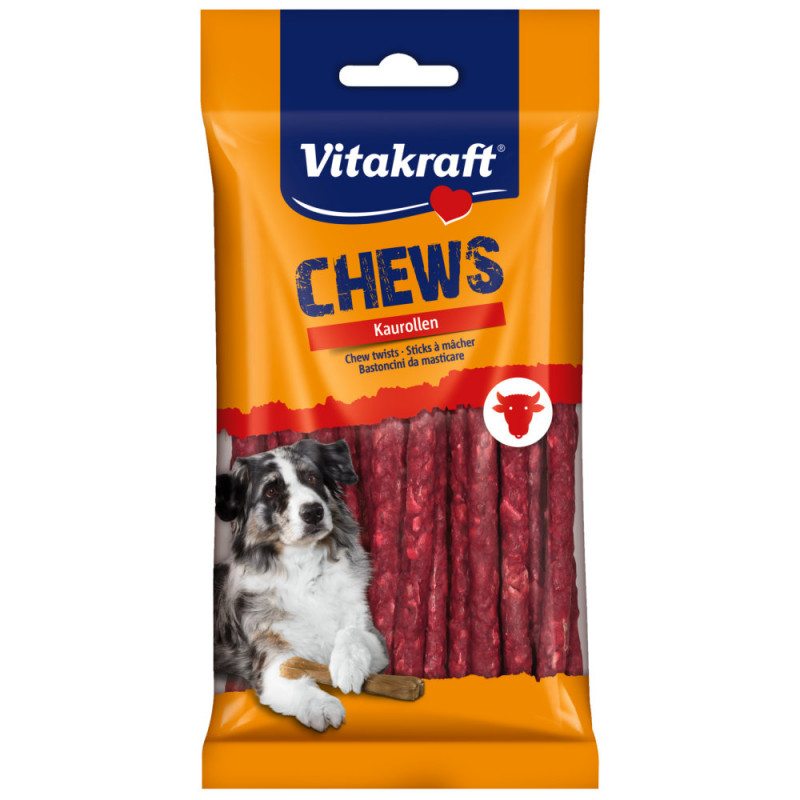 Солети за кучета Vitakraft Chews 12.5см - 25бр.
