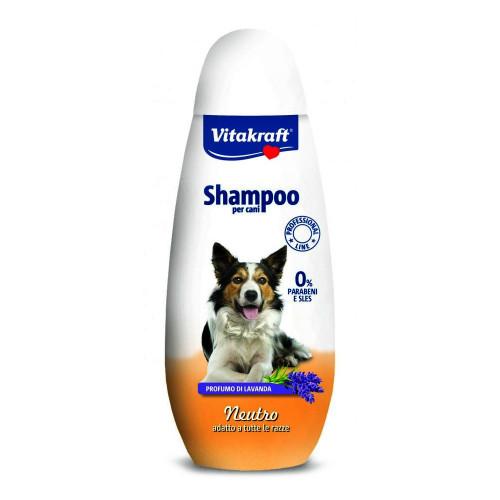 Неутрален кучешки шампоан Vitakraft Neutral - 250мл
