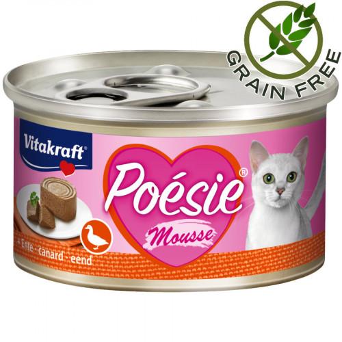 Poésie® Мус с патешко - 85гр