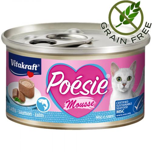 Poésie® Мус със сьомга - 85гр