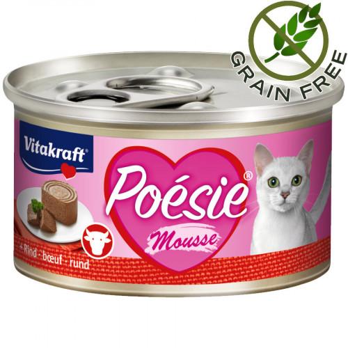 Poésie® Мус с телешко - 85гр