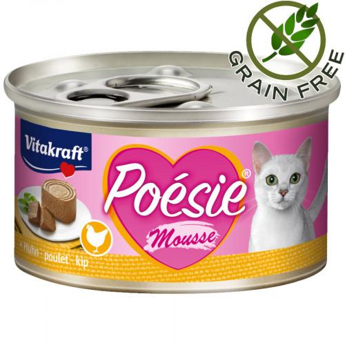 Poésie® Мус с пилешко - 85гр