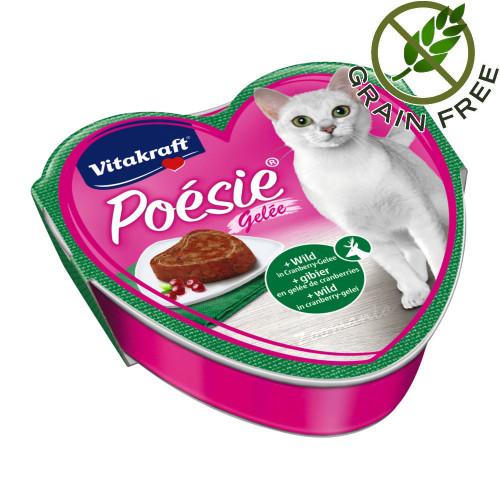 Poésie® Дивеч с боровинкво желе - 85гр