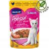 Качествена пълноценна храна за котенца по-малки от 1 година Vitakraft Poésie® Junior Пауч с пилешко филе - 85гр