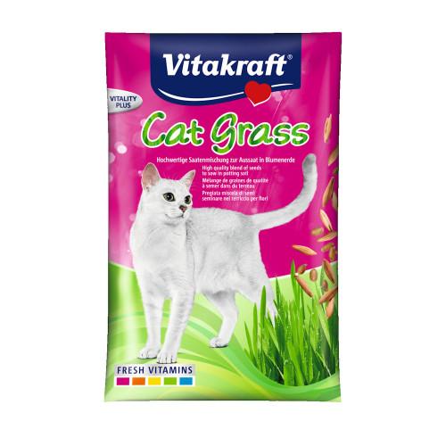 Vitakraft семена за котешка трева - 50гр