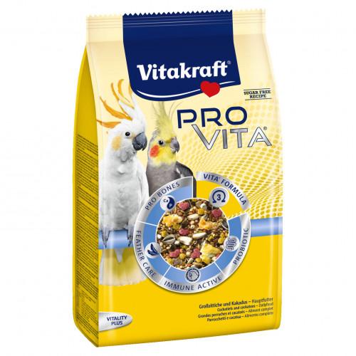 Качествена храна за средни папагали Vitakraft Pro Vita® 800 гр