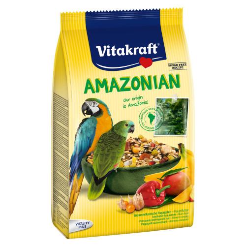 Качествена храна за амазони Vitakraft Amazonian - 750гр
