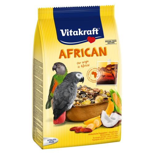 Качествена храна за папагал жако Vitakraft African - 750гр