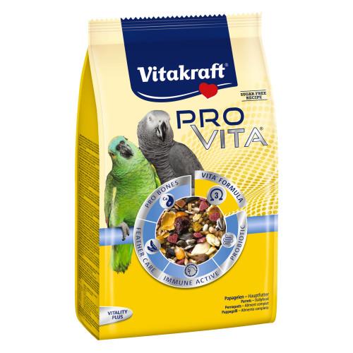 Супер качествена храна за големи папагали Vitakraft Pro Vita® 800 гр