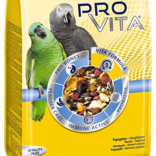 Супер качествена храна за ара (макау), жако (сив африкански папагал) и амазони - Vitakraft Pro Vita®
