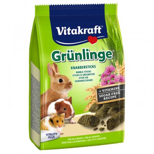 Хрупкави бисквитки за гризачи Vitakraft Nibble Sticks - 50гр
