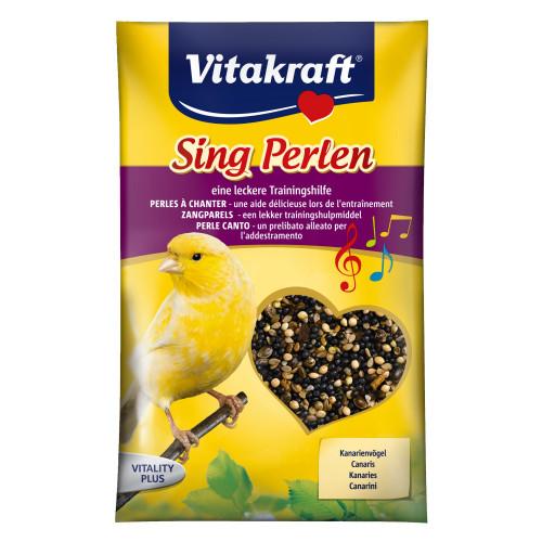 Витамини за канарче Vitakraft Singing Pearls - 20гр