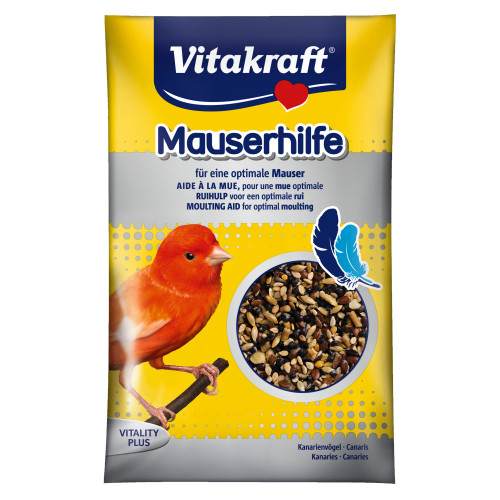 Витамини за канарче Vitakraft Feather Care - 20гр