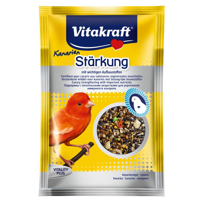 Витамини подсилване на организма на канарчета Vitakraft Canary Strengthening - 30гр