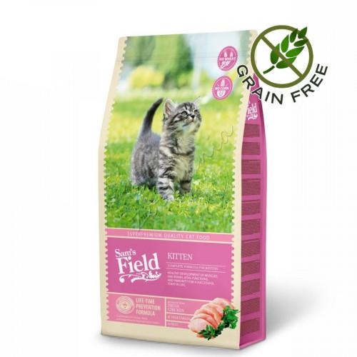 "Sam's Field ""Cat Kitten"" - 7.5 кг"