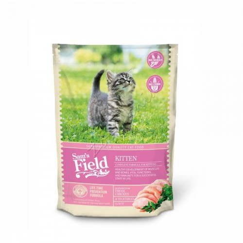 "Суха храна ""Cat Kitten"" - 0.400 кг"