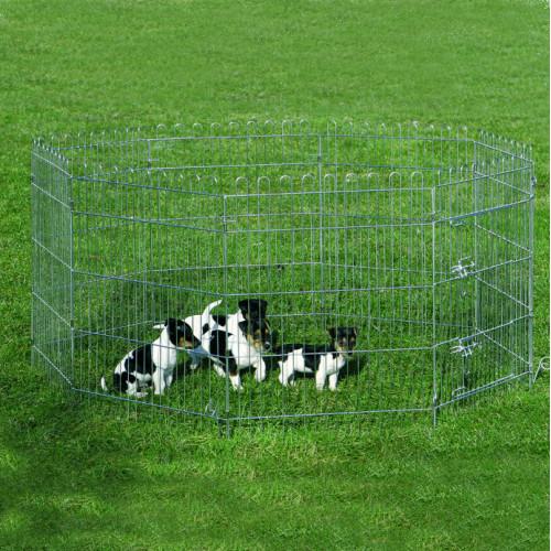 Ограждение за кученца 76х61см