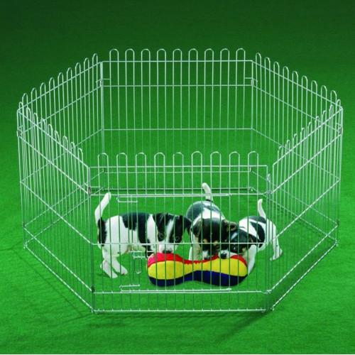 Ограждение за кученца 60х60см