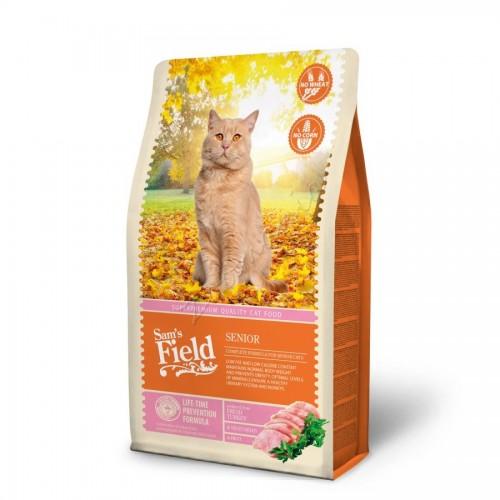 "Суха храна ""Cat Senior"" - 2.5 кг"