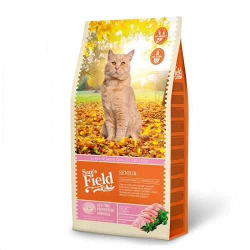 "Sam's Field ""Cat Senior"" - 7.5 кг"