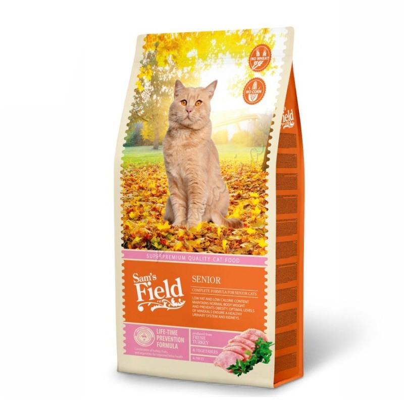 "Суха храна ""Cat Senior"" - 7.5 кг"