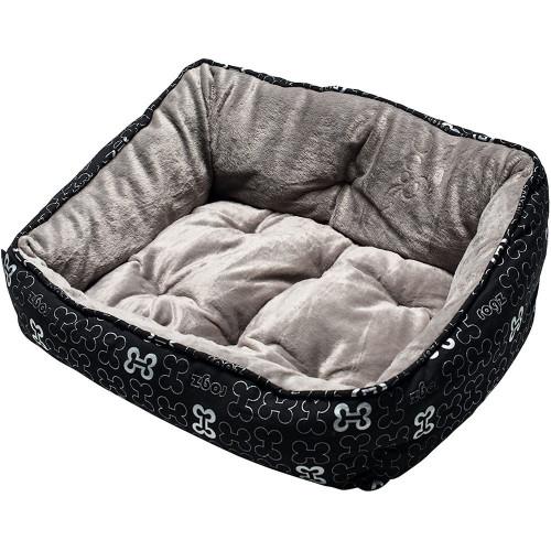 Легълца за най-миниатюрни кученца Rogz Trendy Podz от дизайнерската модна колекция Black Bones