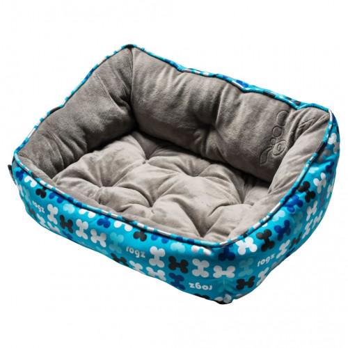 Легълца за най-миниатюрни кученца Rogz Trendy Podz от дизайнерската модна колекция Blue Bones
