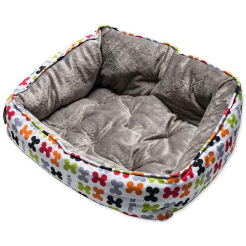 Легълца за най-миниатюрни кученца Rogz Trendy Podz от дизайнерската модна колекция Brown Bones