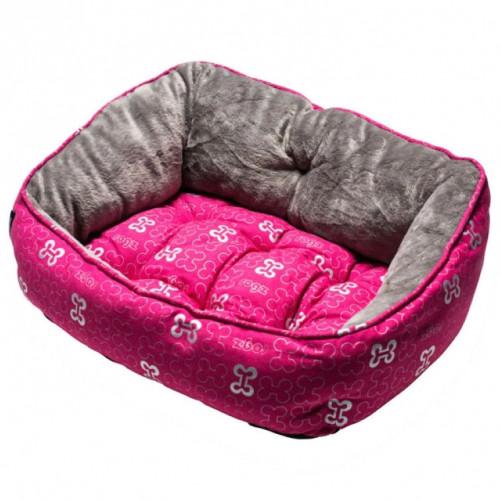 Мода за кучета Rogz Trendy Podz Pink Bones