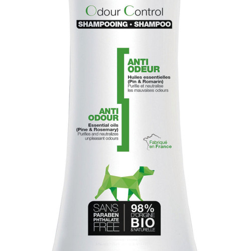 Кучешки шампоан против миризми Biogance Odour Control Shampoo - 250ml