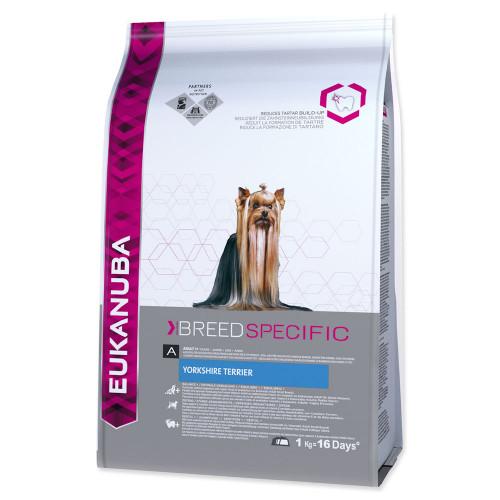 Eukanuba Yorkshire Terrier - 1кг