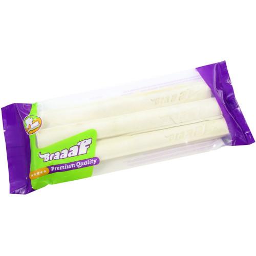 Пресовани кучешки солети за дълга занимавка BRAAAF Pressed Stick - 3 x 20см