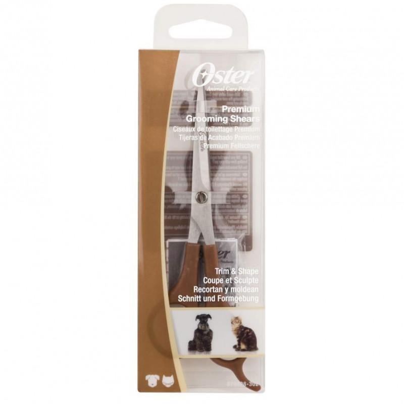 Ножица за професионално подстригване на кучета и котки Oster Premium