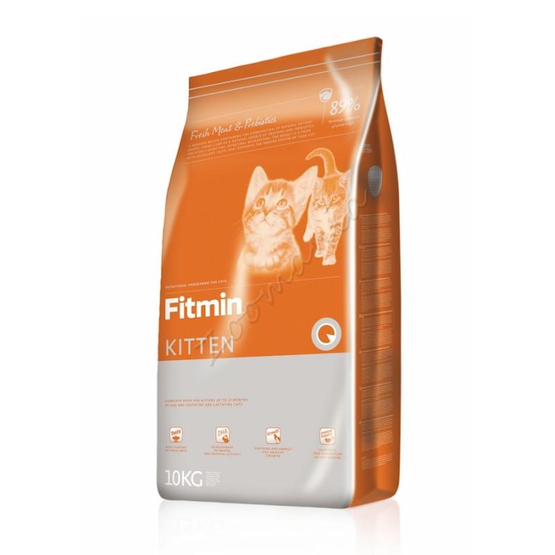 "Суха храна ""Cat Kitten"" – 10 кг"